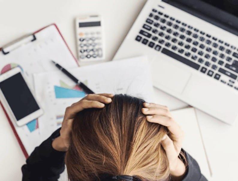 Banner - Taller gestión del tiempo y el estrés - Innerkey Coaching - Business