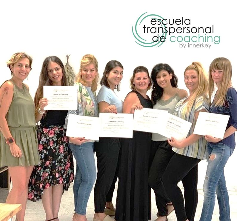 Coaching Transpersonal - Alumnos Título - Innerkey Coaching