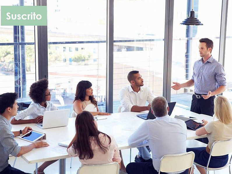 Banner aula virtual - Máster Profesional en Coaching Ejecutivo y de Equipos - Innerkey Coaching