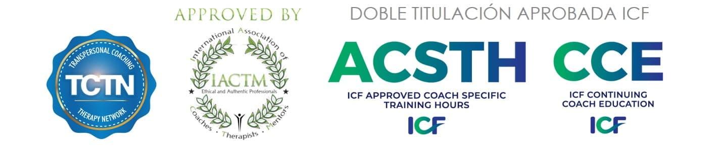 Banner logos - Master Profesional en Coaching Ejecutivo y Equipos - Innerkey Coaching